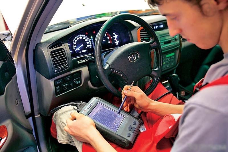 Картинки по запросу (электронная Визуальная проверка автомобиля